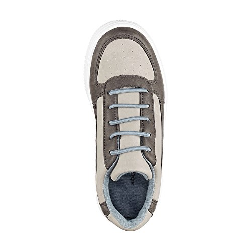 La Redoute Collections Jungen Sneakers, Materialmix, Gr. 2640 Gre 27 Grau