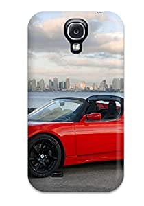 For Galaxy Case, High Quality Tesla For Galaxy S4 Cover Cases