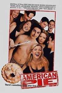 American Pie - Classic Teen Comedy Movie Poster - Size: Super A1 by World