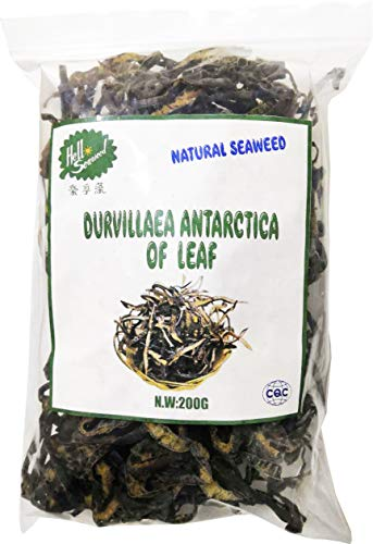 Natural High Nutritious wild Brown Seaweed For Food 200g (pack of 8) by Fuzhou Wonderful (Image #5)