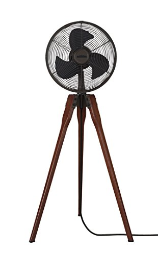 Fanimation Arden Pedestal Fan - Oil-Rubbed Bronze with Power Cord - 220v - FP8014OB-220