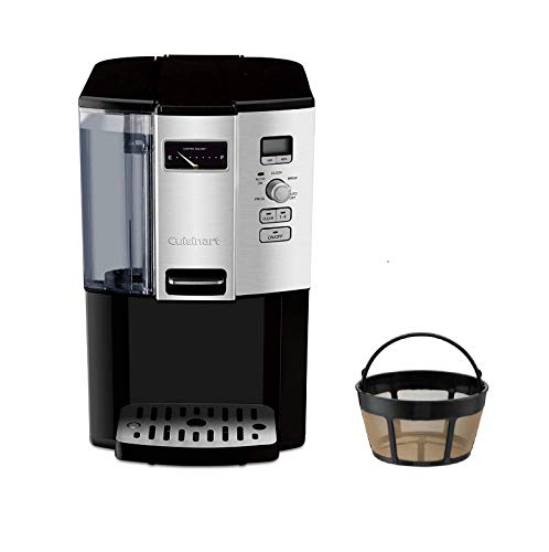 Cuisinart DCC-3000 Coffee-on-Demand 12-Cup Programmable Coffeemaker With Filter