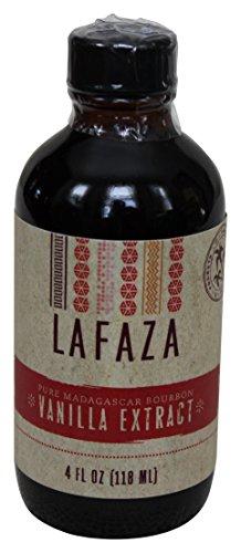 Lafaza Pure Madagascar Vanilla Extract, 4 oz by Lafaza (Image #1)