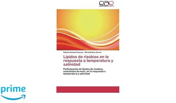 Lipidos de Rizobios En La Respuesta a Temperatura y ...