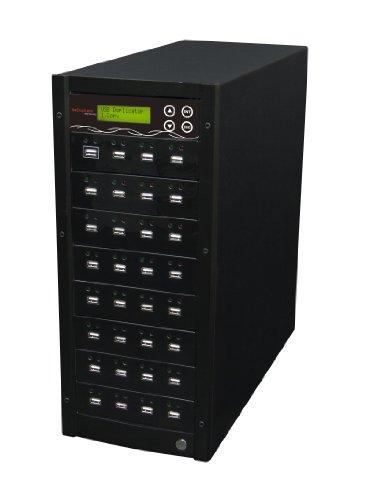 Bestduplicator BD-USB-31T 31 Target Standalone 1 to 31 USB Flash Drive Duplicator/ Multiple Flash USB Card Copier by BestDuplicator