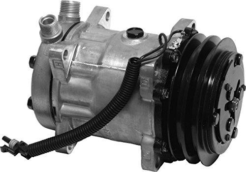 Sanden 1000139538 12V A/C Compressor (4417, 4818, 4485, 4484)