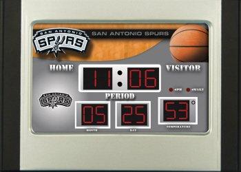 - Evergreen San Antonio Spurs 6.5