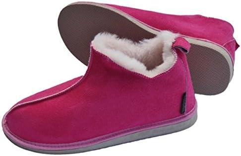 Sheepskin Slippers Moccasin Cinderella