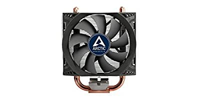 ARCTIC Multicompatible Low Noise CPU Cooler for AMD and Intel Sockets