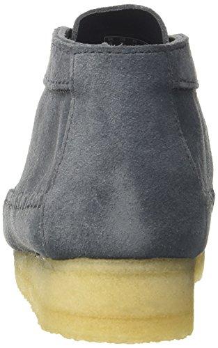 Blu Blu Donna Boot Slate Stivali Chukka Chukka Chukka Weaver Originals Suede Clarks qUSxY17