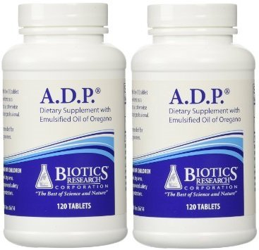 Biotics Research A.d.p. (2) 120 Tabs (240 Tabs Total) by BIOTICS