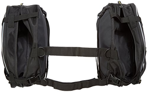 Nelson-Rigg RG-020 Black Dual Sport Motorcycle Saddlebag by Nelson-Rigg (Image #4)