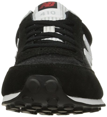 Black Running New Zapatillas Multicolor 410 Balance Mujer 048 para White de BB8qaCxFn