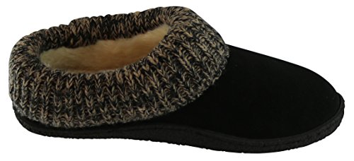 Tamarac Van Slippers Internationale Dames Cyndi Slipper Zwart