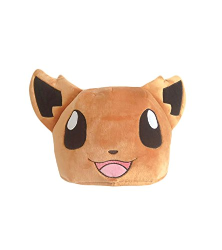 Pokemon: Cute Normal Eevee Evolution Plush Costume (Eevee Evolution Costumes)