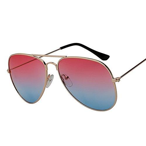 lunettes de hommes UV400 soleil classique soleil Lunettes pour TIANLIANG04 femmes vintage Ocean Mode de de Lunettes objectif p1Hnq84wwx