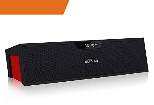 SoundPak Wireless Bluetooth Powerful Black red product image