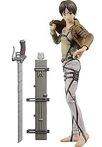 """Banpresto 6.5"""" Attack on Titan: Eren Yeager Ichiban Kuji -Jiyuu e no Shingeki- Figure"""
