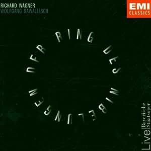 Wagner - Der Ring des Nibelungen (Ring Cycle) / Sawallisch, Bayerischer Staatsoper