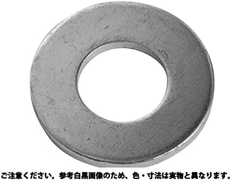 ワッシャー(ISO 表面処理(三価ブラック(黒)) 規格(19X34X3.0) 入数(200)