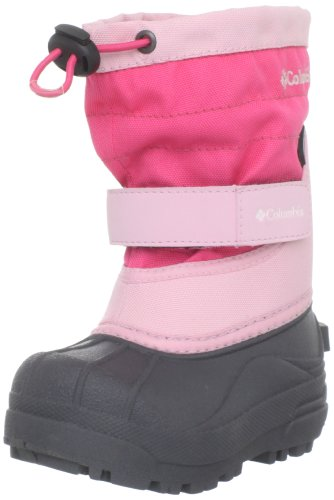 Columbia Toddler Powderbug Plus II Waterproof Winter Boot,Sa