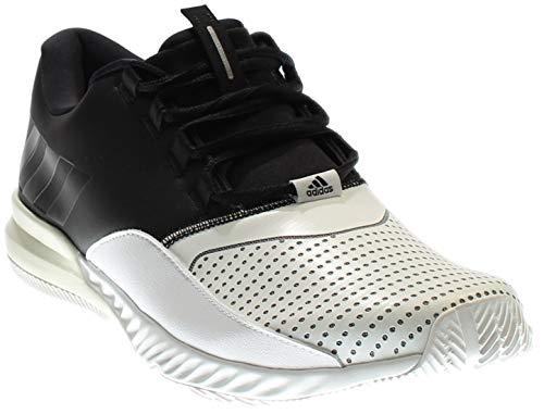 Adidas Crazymove Bounce M Mens cross-trainer-shoes AQ3919_8 - Black, Solar Red
