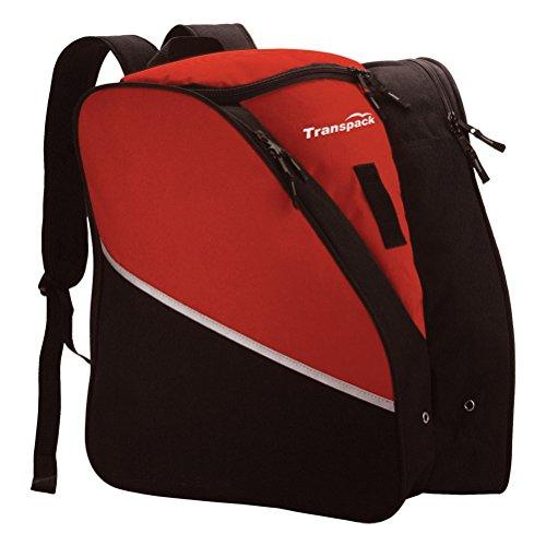 Transpack Alpine Ski Boot Bag 2019 - Red