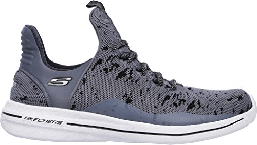 Sneaker Charcoal Skechers Women's Burst Avenues 0 New 2 0wPCqYwR