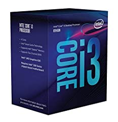 Intel Core i3-8300 Coffee Lake is a boxed desktop processor. It has 3.7GHz operating frequency and 8MB cache. Intel Optane memory is a revolutionary new class of non-volatile memory that sits in between system memory and storage to accelerate...