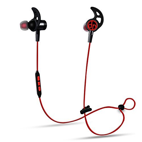 Bluetooth Headphones,IPX7 Waterproof HD Stereo Magnetic Wireless Sports Earphones with Mic Bluetooth Headsets Sweatproof In Ear Noise Cancelling Earbuds for Gym Running Workout 8 Hour Battery