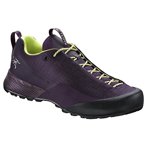 Arcteryx Dames Konseal Fl Approach Shoe Purple Regeer 9.5