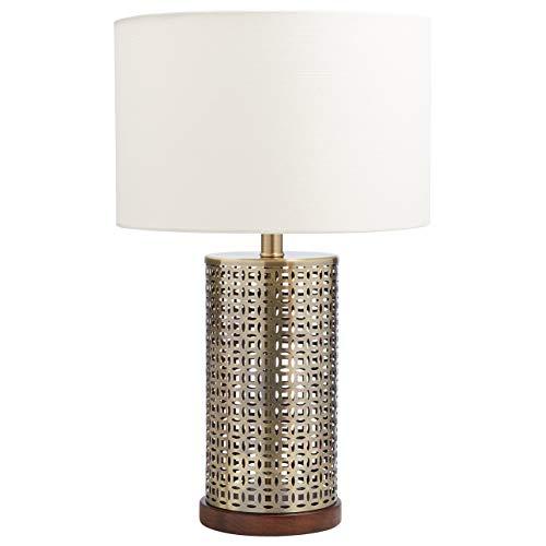 Set Adesso Bedroom Set (Stone & Beam Modern Metal Table Lamp, 23