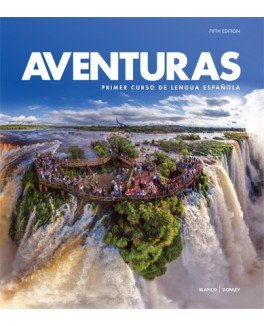 Aventuras-5th-Student-Edition-w/-Supersite-vText-&-WebSAM-Code