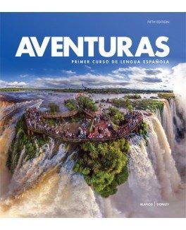 Aventuras 5 Th Looseleaf Textbook W/ Supersite, Vtext & Websam Code