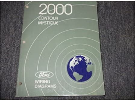 ford contour wiring diagram 2000 ford contour mercury mystique electrical wiring service  2000 ford contour mercury mystique