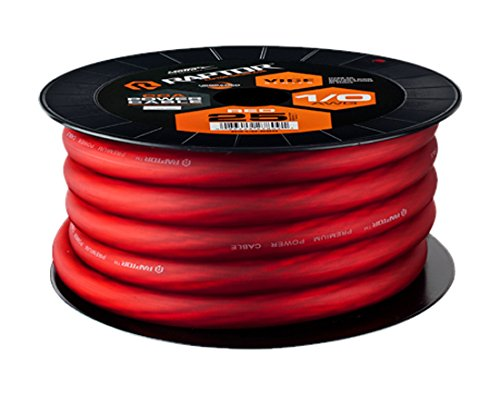 Power Cable Red Raptor R3R0-25 VICE SERIES