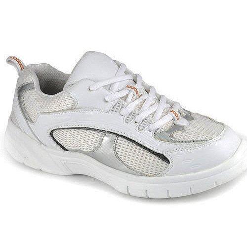 Apis Mt. Emey 9701-3 Men's Therapeutic Extra Depth Shoe Leather Lace