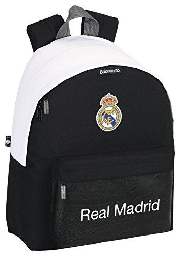 Real Madrid - Basket, Mochila Grande 40 cm (SAFTA 611674774 ...