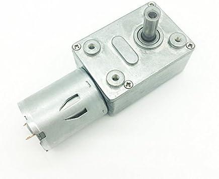 12V DC 20RPM Powerful High Torque Gear Box Motor