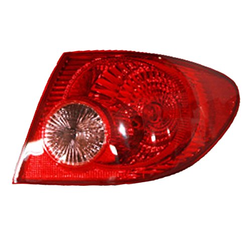 Compare price to 2005 toyota corolla tail light   TragerLaw.biz