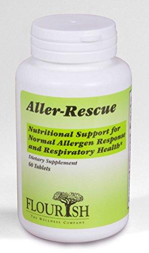 Aller-Rescue: Nutritional Support for Normal Allergen Response