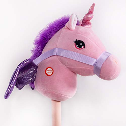 PonyLand Pink Unicorn Stick...