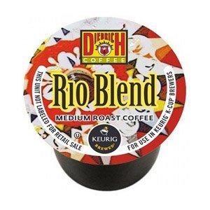 Diedrich Coffee K-Cups - Rio Blend - 24ct Box