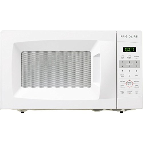 Frigidaire White Top (Frigidaire 0.7 Cu. Ft. 700W Countertop Microwave, White)