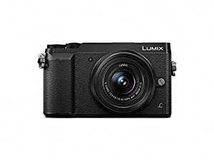 PANASONIC LUMIX GX85 4K Mirrorless Camera, with 12-32mm MEGA O.I.S. Lens, 16 Megapixels, Dual I.S. 1.0, 3 Inch Tilting Touch LCD, DMC-GX85KK (USA BLACK)