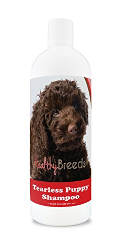Healthy Breeds Puppy Shampoo Tear Free for Labradoodle - OVER 100 BREEDS - Nourishes & Moisturizes for Growth - Safe with Flea and Tick Topicals - 16 oz