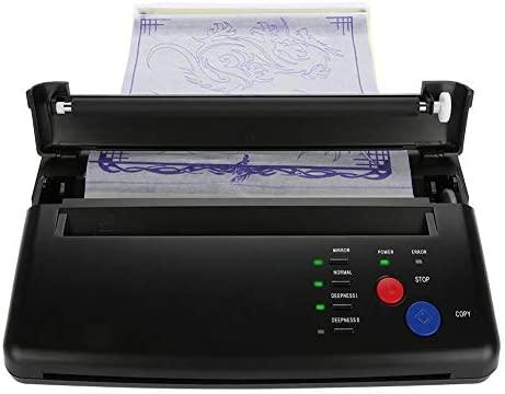 Transfer Tattoo, Professional Impresora térmica Tattoo ...