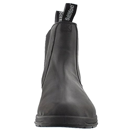 Softmoc Uomo Uluru Chelsea Boot Nero