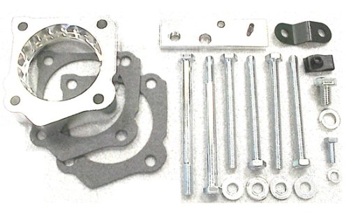 Street and Performance Electronics 34055 Helix Power Tower Plus Throttle Body Spacer
