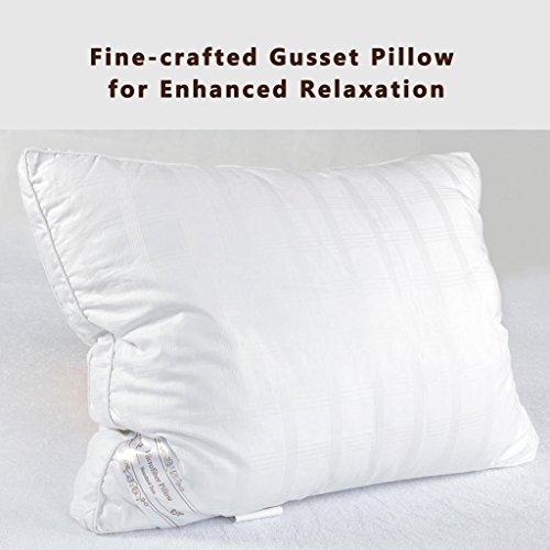 down alternative pillow queen - 4